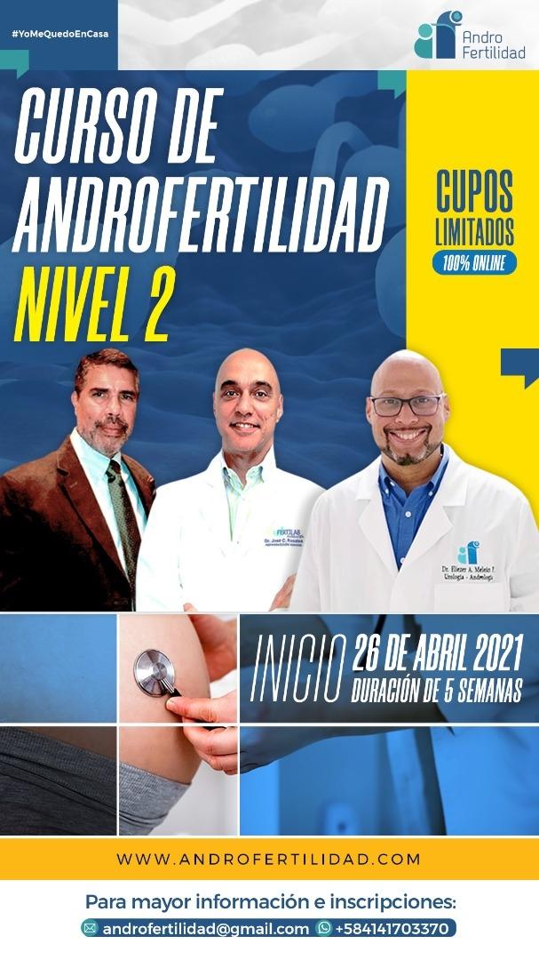 androfertilidad nivel II